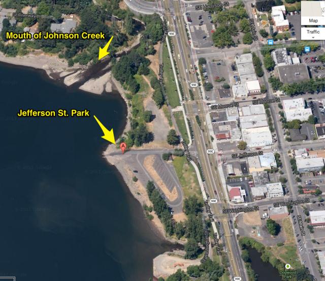 Jefferson Park- Milwaukie OR