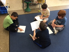 Readers Theater practice