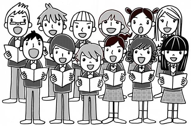 singing-children
